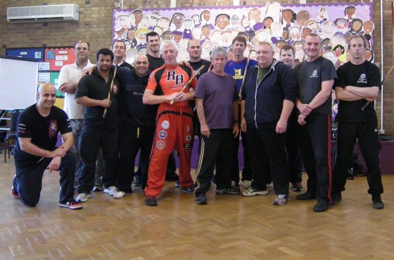 training GM John Harvey, Pat O'Malley and Simon Wells
