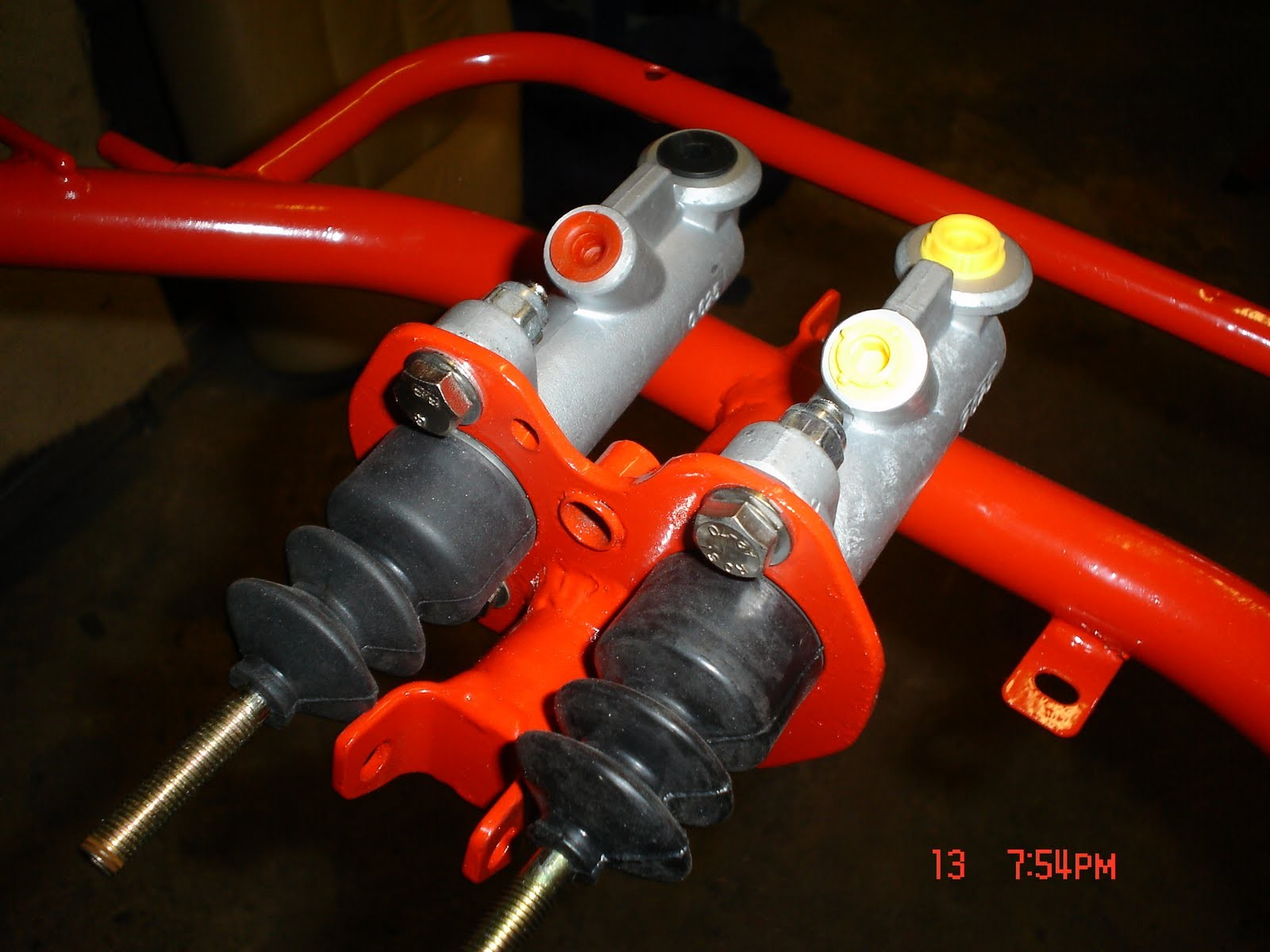 new brake master cylinders