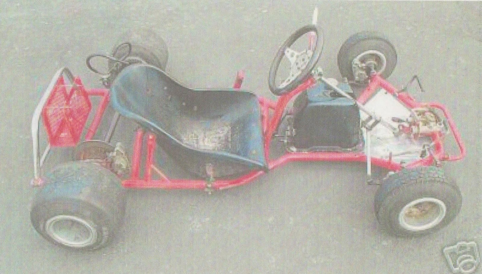 Star Gemini rolling chassis