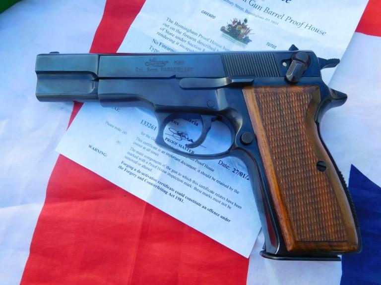 Luger M90 001