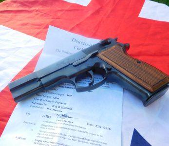 Luger M90 011