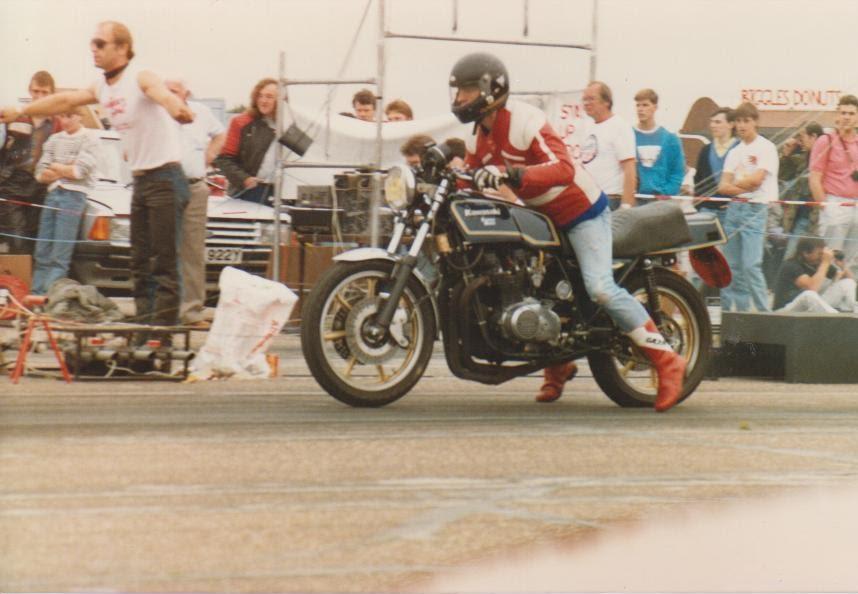 Long Marsden raceway