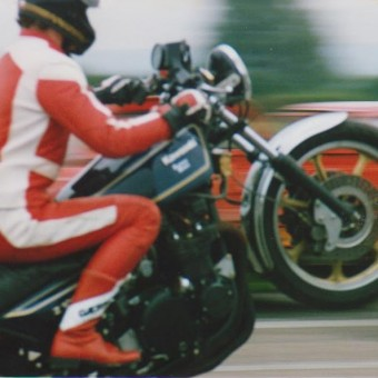 Stuart Husband on Z1000 mk2