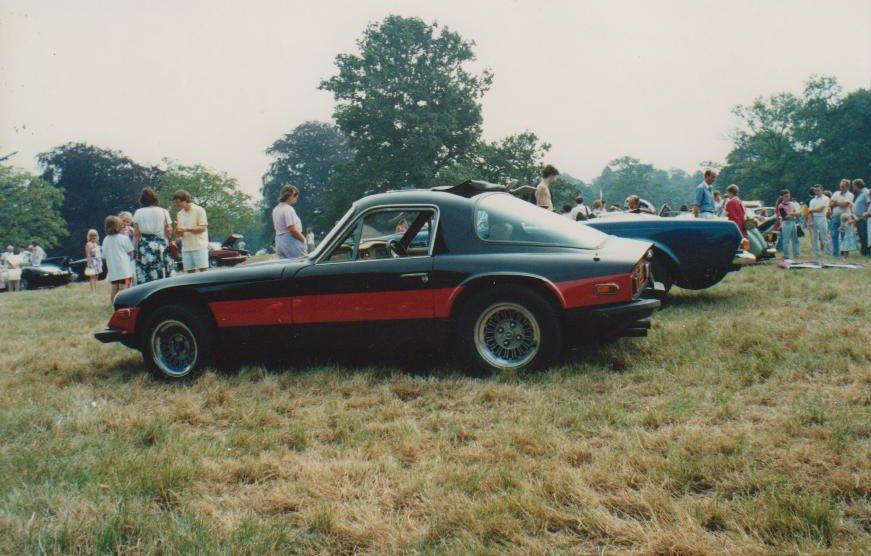 Luton Hoo Classic Car Show