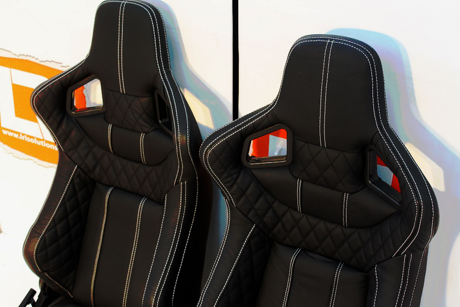corbeau RSR leather seats